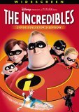The Incredibles on DVD